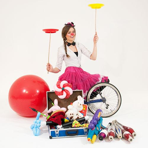 Sinterklaas Show Circus Thema