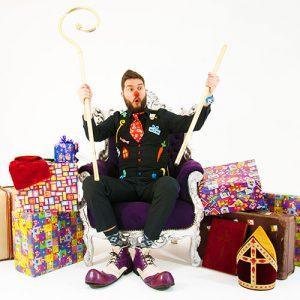 Voorprogramma SuperSintShow Sinterklaas