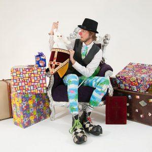 Sinterklaasshow voorprogramma bedrijfsfeest