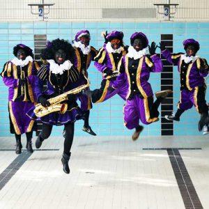 Zwarte Pieten Band Muziek Sinterklaas