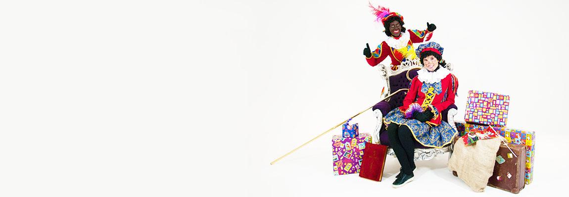 Zwarte Pieten Sinterklaas Roet Piet