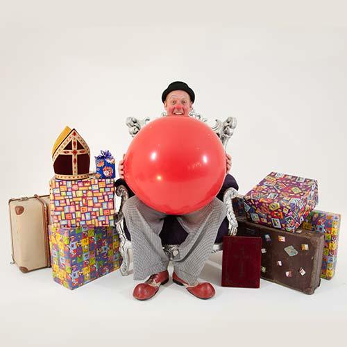 Ballonnen Show Kindershow Sinterklaas