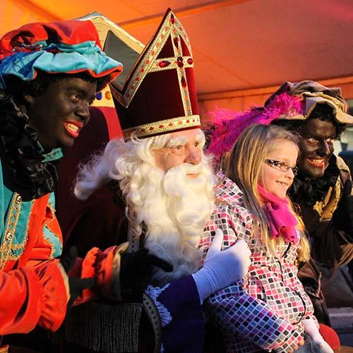 Sinterklaas huren Meet & Greet