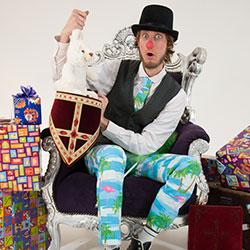 Sinterklaasshow Ti Ta Tobi