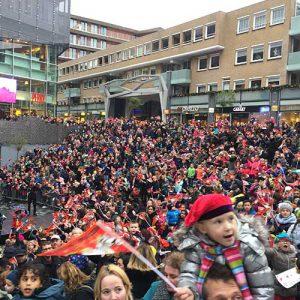 winkelcentrum Sinterklaas