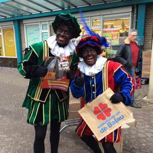 Pieten Winkelpromotie Sinterklaas entertainment
