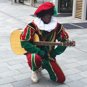Zwarte Piet inhuren