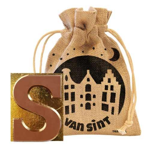 Sinterklaas Snoep Chocoladeletters kopen