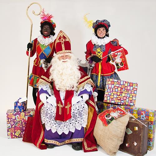 Sinterklaas bedrijfsfeest compleet verzorgd