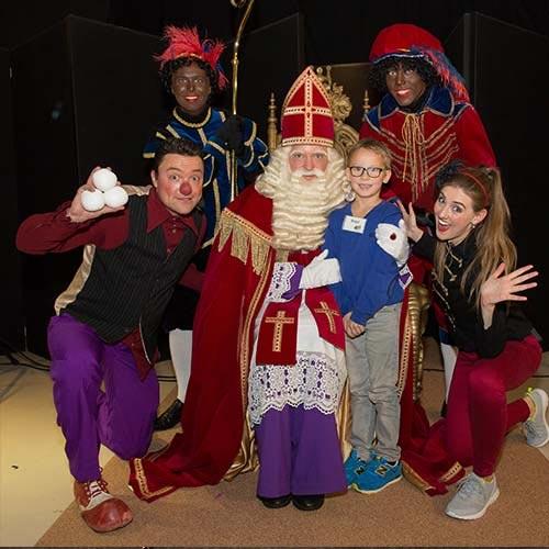 Sinterklaasfeest compleet voor bedrijven bedrijfsfeest