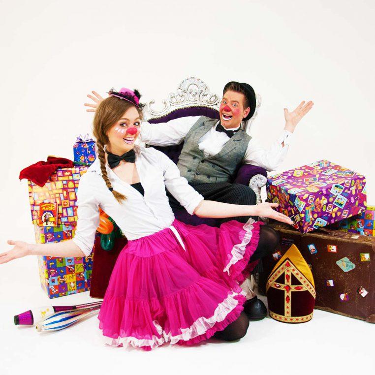 Sinterklaasshow inhuren